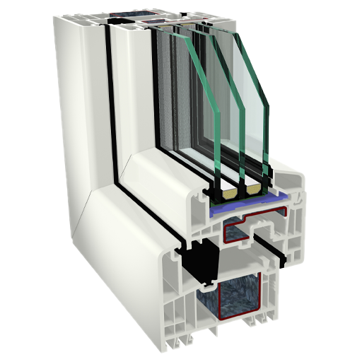 Gealan S9000 PVC profil
